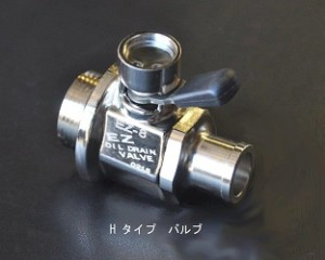 H type valve